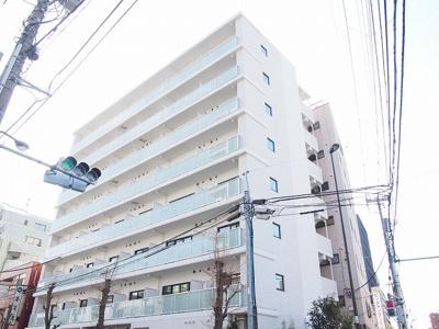 【外観】プレール・ドゥーク門前仲町Ⅱ