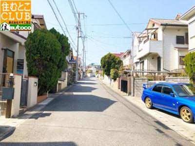 【前面道路含む現地写真】神戸市西区伊川谷町有瀬 リフォーム済 中古戸建