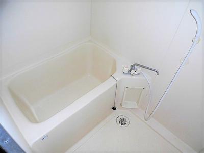 【浴室】コーポ壹番