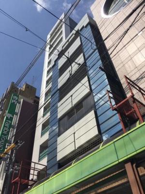 大阪市中央区南久宝寺町 外観