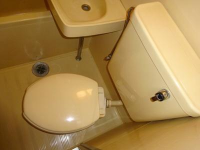 【トイレ】大住マンション