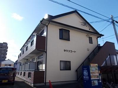 【外観】タウンコート