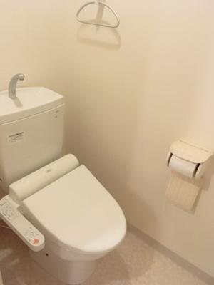 【トイレ】ジークレフ東灘