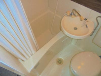 【浴室】サンフラワー駒川