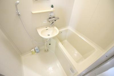【浴室】ブルーメ万倍