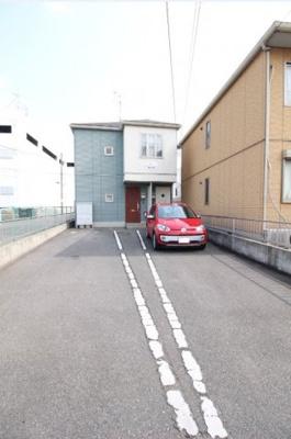 【駐車場】プチ・ボヌール