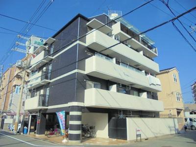 【外観】コスモコーポ北田辺