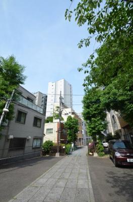 【周辺】赤坂レジデンス壱番館