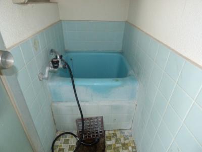 【浴室】サンハイツ千原