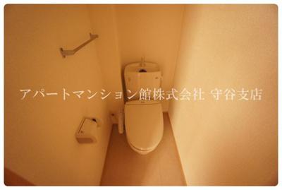 【トイレ】T'sキャッスル