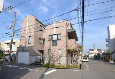 【外観】堺市北区北花田町 一戸建