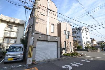 【駐車場】堺市北区北花田町 一戸建