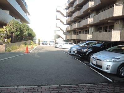 【駐車場】ガーデンシティ三ツ沢公園