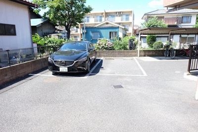 【駐車場】ルート16
