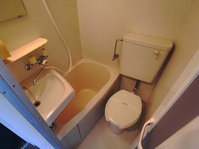 【トイレ】モンティーヌ新在家