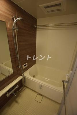 【浴室】ザパークハビオ早稲田