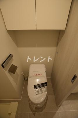 【トイレ】ザパークハビオ早稲田