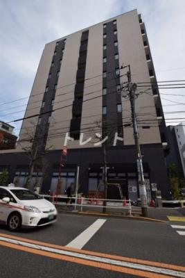 【外観】ザパークハビオ早稲田