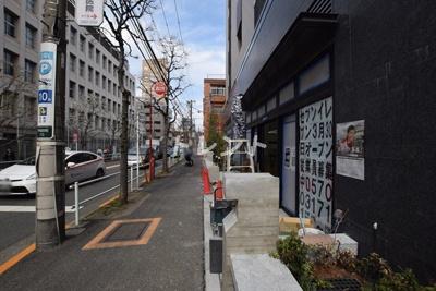 【周辺】ザパークハビオ早稲田