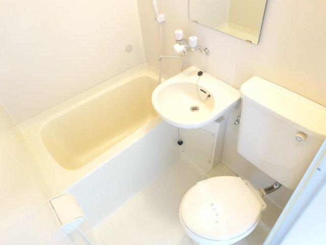 【浴室】SAINTS 1号館