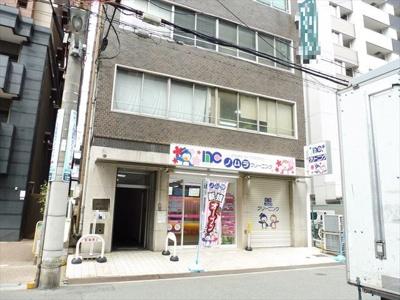 大阪市中央区久太郎町 外観