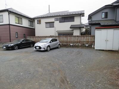 【駐車場】第二島村荘