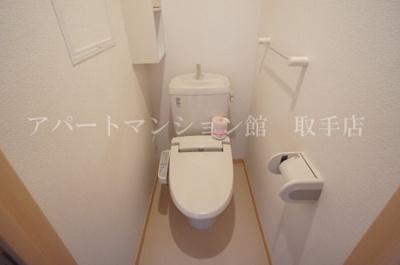 【トイレ】サイドウォーク