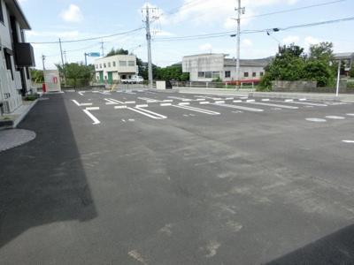 【駐車場】クローバーハイツV3