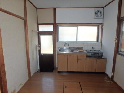 【キッチン】中島 戸建て