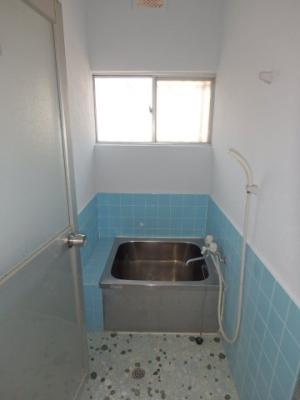 【浴室】中島 戸建て