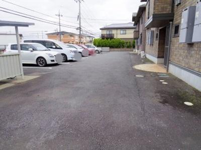 【駐車場】ムーン・コート D