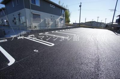 【駐車場】コーポファミーユM