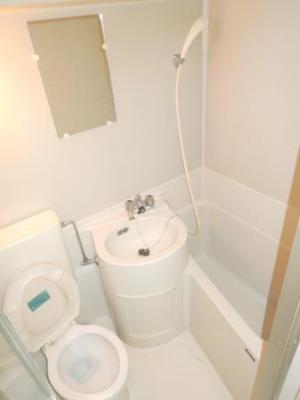 【浴室】ホウシンハイム3