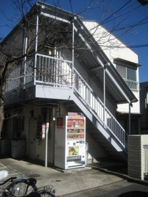 【外観】ニュー旭ハイツ