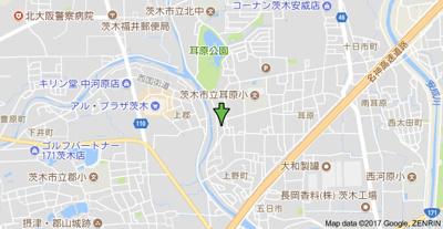【地図】ブレスプレイス