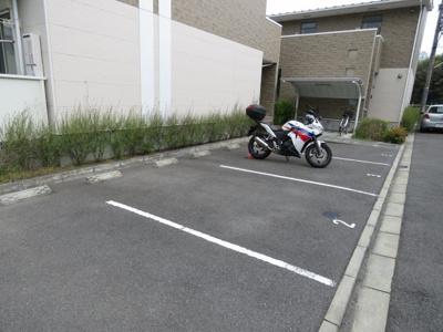 【駐車場】エスポアールA・B棟