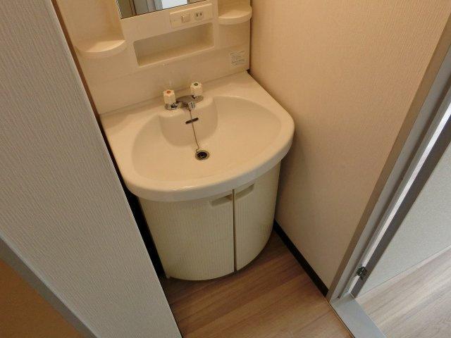 ファーストマンション 独立洗面台