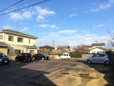 【外観】大手町二丁目月極駐車場