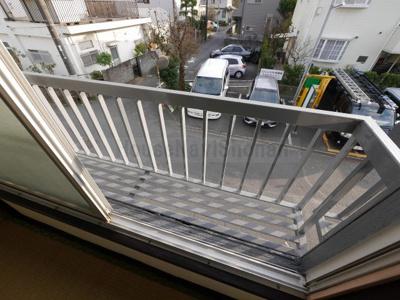 【バルコニー】仮)鵠沼桜が岡1丁目アパート