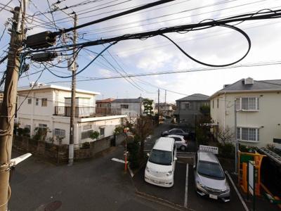 【展望】仮)鵠沼桜が岡1丁目アパート