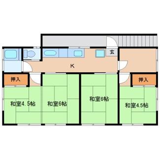 鵠沼桜が岡1丁目アパート