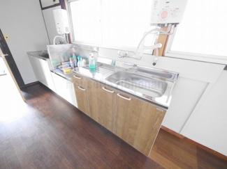 【キッチン】鵠沼桜が岡1丁目アパート
