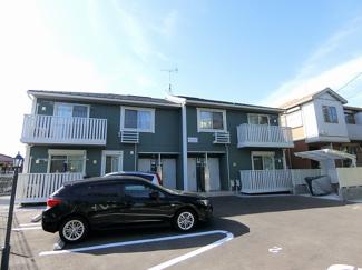 2018年6月中旬完成予定!ペットOKの新築2階建てアパートです♪「新百合ヶ丘」駅徒歩圏内!2沿線利用可能なので通勤通学に便利です♪※施工中※