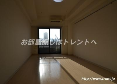 【居間・リビング】ガラステーション四谷三丁目
