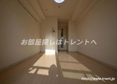 【寝室】ガラステーション四谷三丁目
