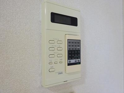 【設備】セドルハイム大井