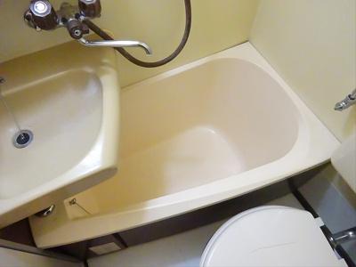 【浴室】セドルハイム大井