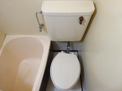 【トイレ】セドルハイム大井