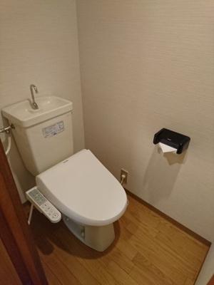 【トイレ】ライオンズマンション第2中島公園通り