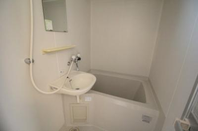 【浴室】岡町西山ハイツ